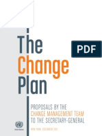 The Change Plan