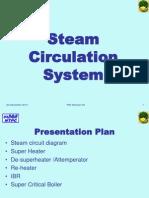 Steam Circulation System