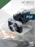 Fujifilm Doc X20
