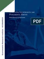 Discussion Paper 01 - Mengenai as Idiosynkratis
