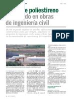 El Uso de EPS en Obras de Ingenieria Civil-Arte y Cemento (Julio 2011)