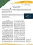Temporalidades - Revista Discente do Programa de Pós-graduação em História da UFMG, vol. 2, n.º 2, Agosto/Dezembro de 2010 - ISSN:1984-6150 - www.fafich.ufmg.br/temp oralidades Uma leitura do cotidiano das mulheres no Acre (1907-1917)- Ruth Lucimar Gomes