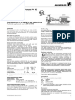 Centrifugal Pump Brochures