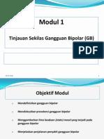 2011 Modul 1 Gangguan Bipolar