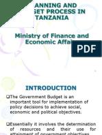 Budget Process Presentation_kyamani 2