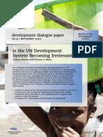 Development Dialogue paper no.4