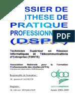 DSPP - Olivier Houbloup - TSRIT
