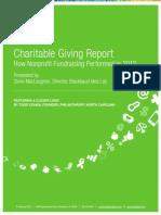 2012.CharitableGivingReport