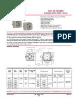 Amseco SSX 52S Datasheet