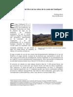 Analisis Del Materiallitico Calafquen