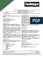 En - A Radmyx General Information