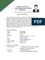 Curriculum_vitae - Paolo