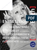 TageBuch Magazin Januar 2014
