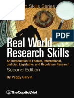 Real World Research Skills, Second Edition, by Peggy Garvin. Preview