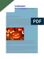 Historia Del Halloween