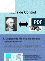 Teoria de Control