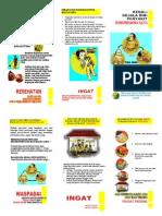 Pneumonia Balita Leaflet