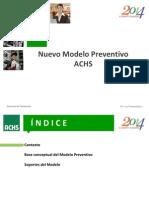 Nuevo Modelo Preventivo-ACHS