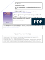 x1.Application of Fourier Transform Infrared Spectroscopy in the Study of Application of Fourier Transform Infrared Spectroscopy in the Study of,2010