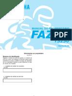 Manual Yamaha Fazer YS250cc