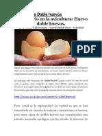 237. Huevos Doble Huevos