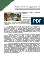 DR. CAPILLI   è un documento che è stato redatto prendendo a riferimento anche abbastanza esplicito altri documenti prodotti in altre sedi e in altre regioni  COMMISSIONE AMBIENTE
