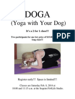Doga Workshop