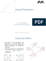 Lecture04 Scattering Matrix