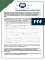 Connecticut ACA Repeal