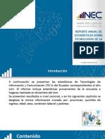Uso d Celulars en Ecuadpr