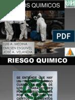 Riesgo Quimico Expo
