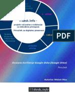 Prirucnik Koristenja Virtualnog Prostora-google-disk