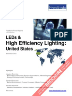 LEDs and High Efficiency Lighting