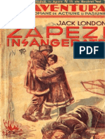036. Jack London - Zapezi Insangerate [v. 1.0]