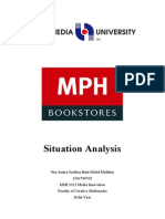 Situation Analysis for MI FYP