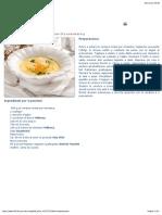 LIDL Zuppetta Di Parmigiano Con Verdure Fritte