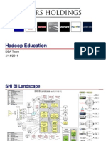 Hadoop Education v1