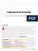 Trading Using the VIX Put-Call Ratio