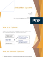 Electric Initiation Systems