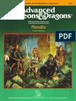 AD&D 1.0 I11 Level 8-10 Adventure - Needle