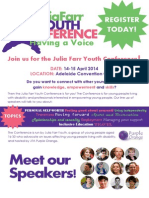 Julia Farr Youth Conference Program (2)