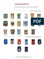 Discontinued Scentsy Items Fall & Winter 2013