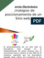 3 Estrategias de Posicionamiento Web