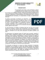 Diagnóstico de turismo de Guadalajara de Buga, parte 1.2