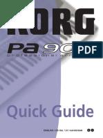 USA_Pa900 Quick Guide v100 (English)