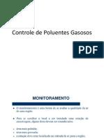 Controle de Poluentes Gasosos