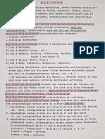 Notizen - Deutsch 1