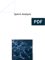 Semen Analysis Manual for Medical Student and others