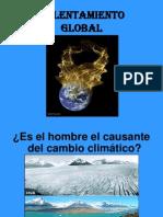 Calentamiento Expo