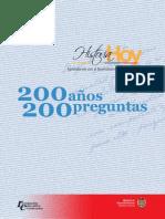 200 Años 200 Preguntas